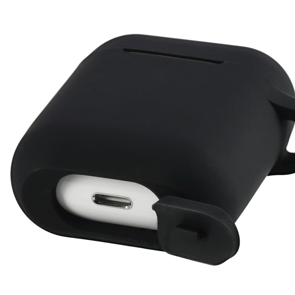 Hama Kopfhörer-Schutzhülle »Case, Schutzüberzug«, für Apple AirPods Ladecase, Sleeve