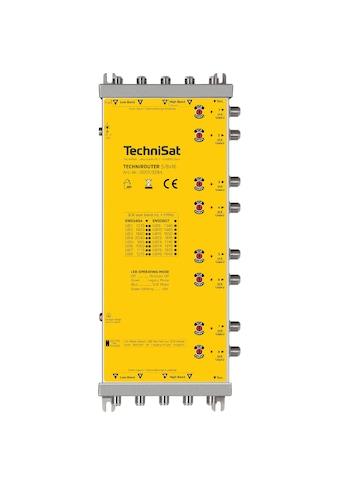 TechniSat Einkabel - Umsetzer - Verteilanlage, Sat - Channel - Router »TECHNIROUTER 5/8x16« kaufen