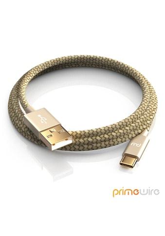 Primewire USB C zu USB A Lade -  & Daten Kabel »USB 2.0 Typ A Stecker zu USB 3.1 Typ C Stecker« kaufen