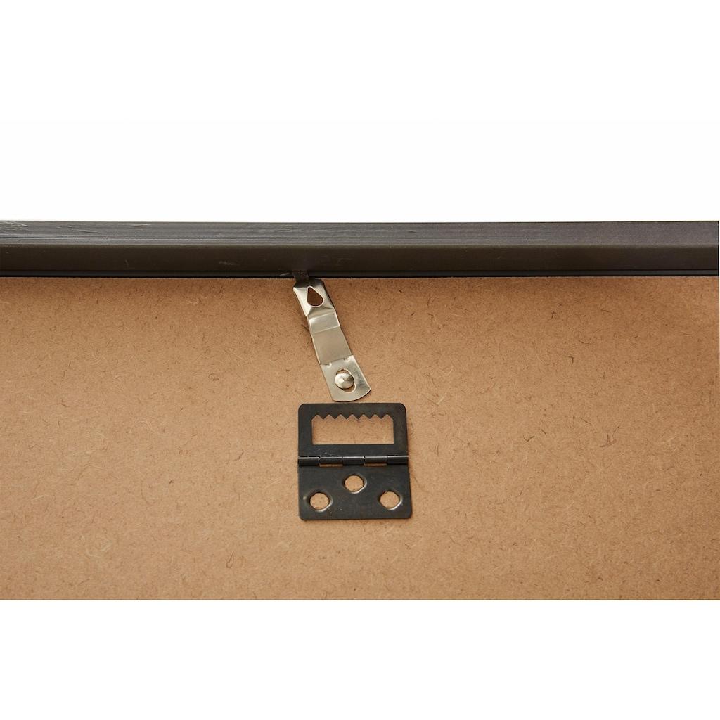 Guido Maria Kretschmer Home&Living Bild »Skizze«, mit schwarzem Holzrahmen, 30/40 cm