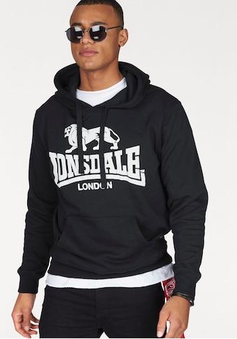 Lonsdale Kapuzensweatshirt »GOSPORT« kaufen