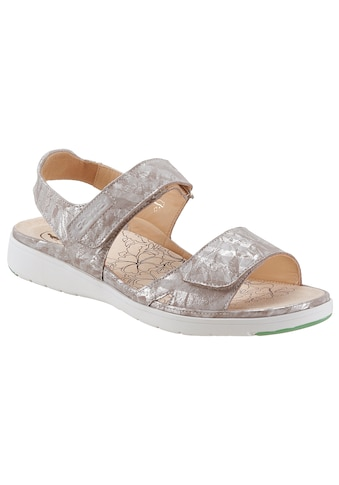 Ganter Riemchensandale »GINA«, mit anatomisch geformtem Fußbett kaufen