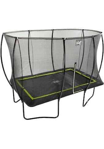 EXIT Trampolin »Silhouette«, BxT: 214x305 cm, mit Sicherheitsnetz kaufen
