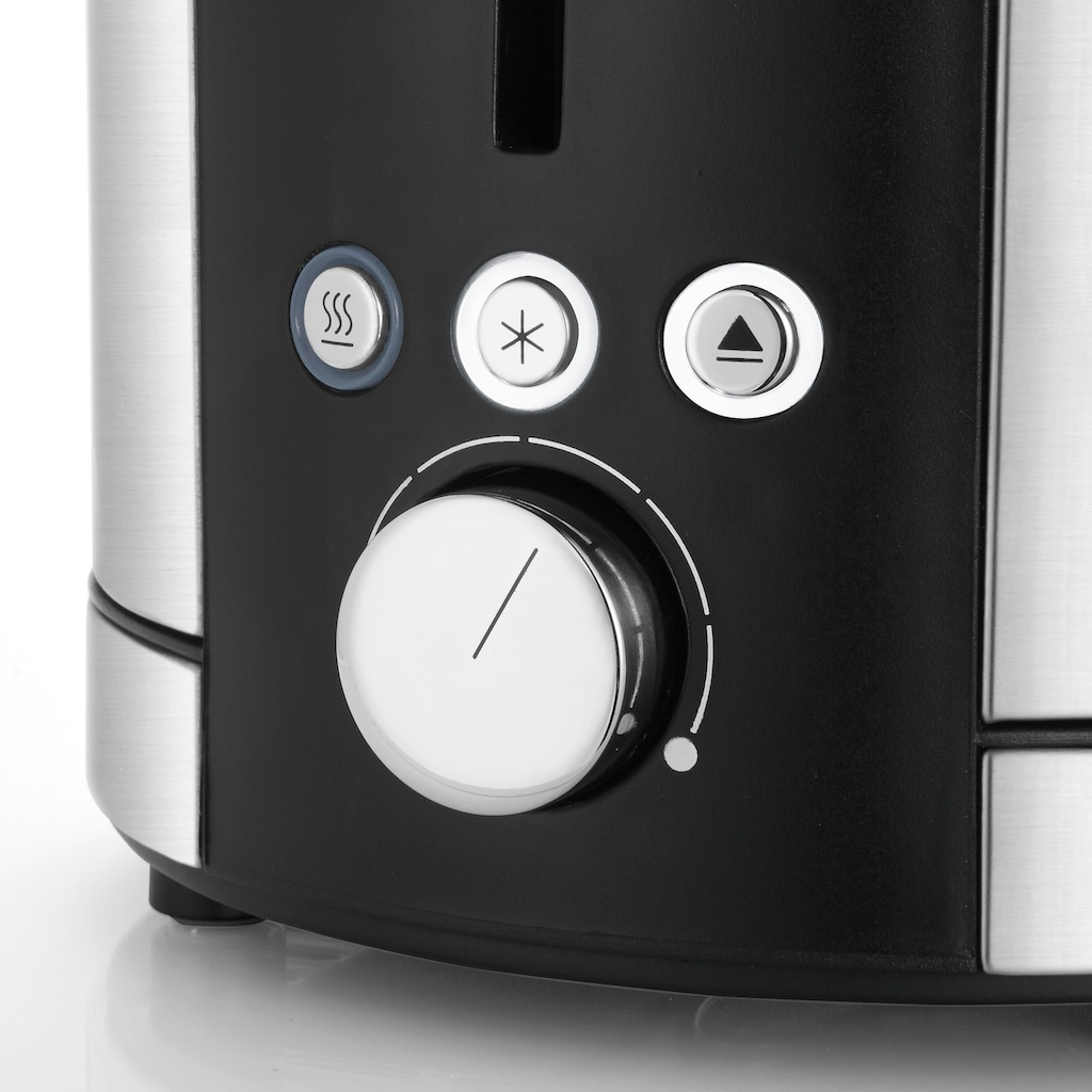 WMF Toaster »LONO«, 2 kurze Schlitze, für 2 Scheiben, 900 W