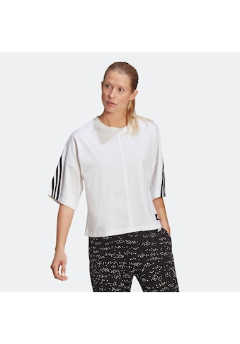 adidas Performance T-Shirt »ADIDAS SPORTSWEAR FUTURE ICONS 3-STREIFEN« kaufen