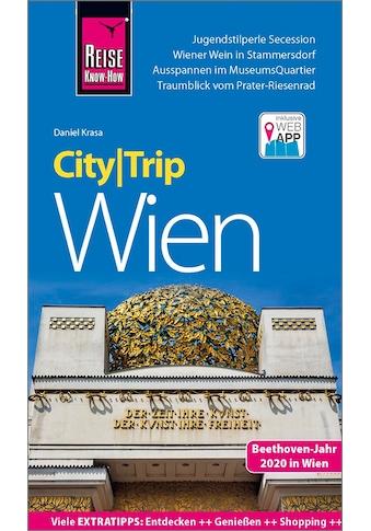Buch »Reise Know-How CityTrip Wien / Daniel Krasa« kaufen