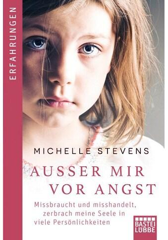Buch »Außer mir vor Angst / Michelle Stevens« kaufen