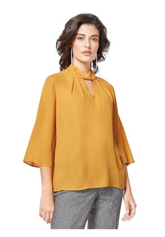 Creation L Bluse mit extravagantem Kragen kaufen