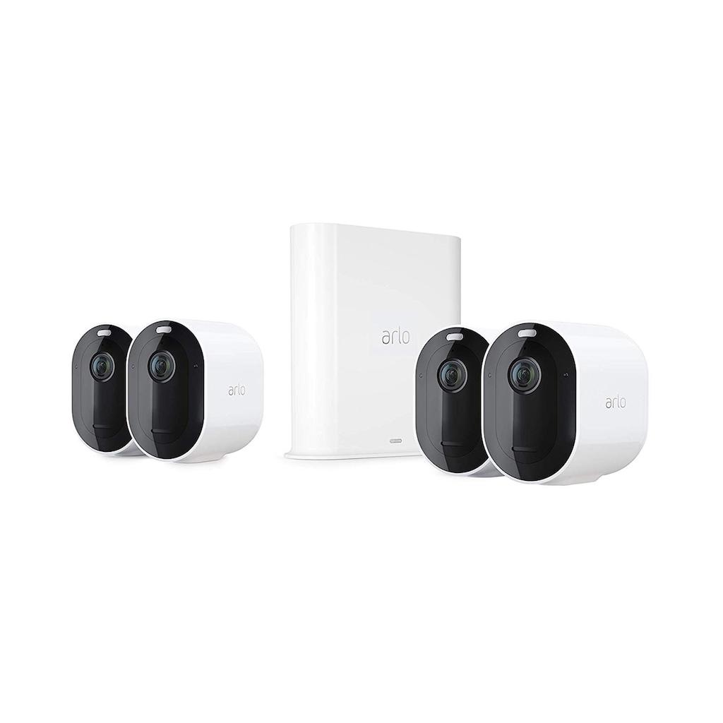 ARLO Pro 3 Sicherheitssystem mit 4 Kameras