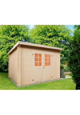 Wolff Gartenhaus »Gent A« kaufen
