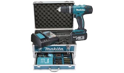 Makita Akku-Schlagbohrschrauber »DHP453RFX2«, inkl. 2 Akku und Ladegerät kaufen