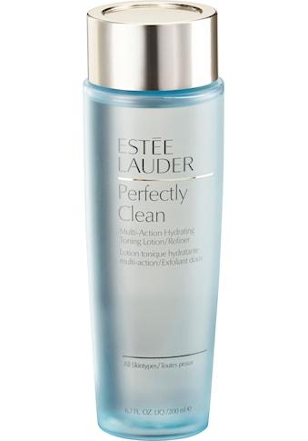 ESTÉE LAUDER 2-in-1 Gesichtswasser und Peeling »Perfectly Clean Multi-Action« kaufen
