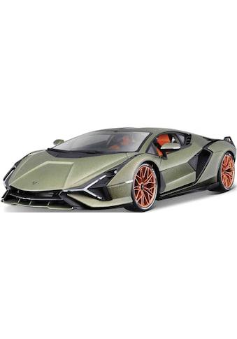 Bburago Sammlerauto »Lamborghini Sian FKP 37«, 1:24 kaufen