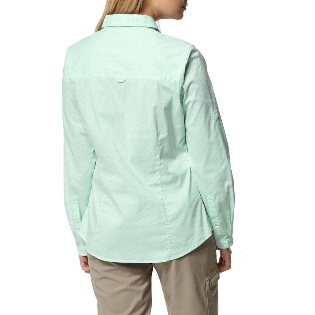 Craghoppers Langarmbluse »Damen NosiLife Langarmhemd Verona«