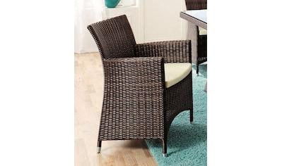 DESTINY Sessel »Auckland«, Polyrattan kaufen