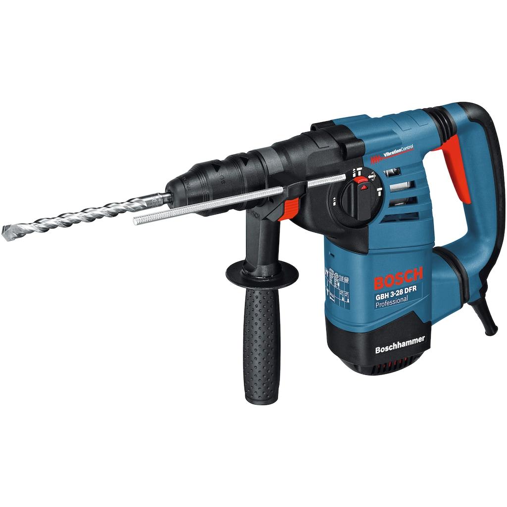Bosch Professional Bohrhammer »GBH 3-28 DFR«, SDS-Plus, im Koffer