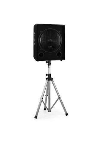 Malone Boxenstativ für PA-Boxen 25kg Belastbarkeit silber Alu »PW Speaker« kaufen