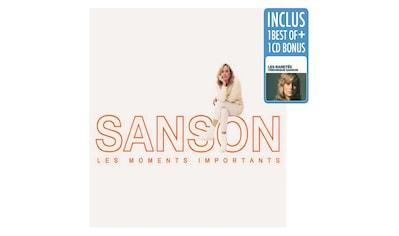 Musik-CD »Coffret 2CD (Les moments importants/Raretés) / Sanson,Véronique« kaufen