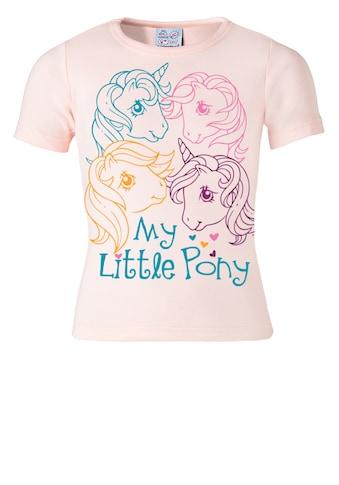 LOGOSHIRT T-Shirt mit niedlichem Frontprint kaufen