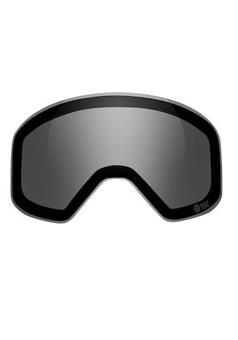 YEAZ Skibrille »APEX«, Magnetisches Wechselglas schwarz kaufen