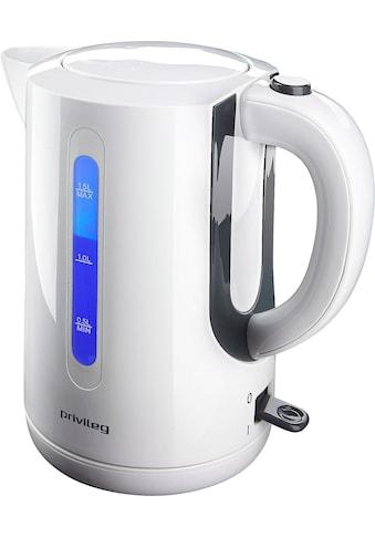 Privileg Wasserkocher »KE7121«, 1,5 l, 2200 W kaufen