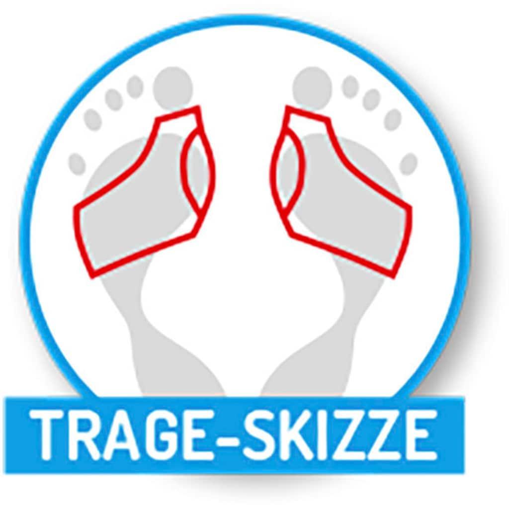 Fußgut Hallux-Bandage »Individual«, rechts, in 2 Größen (S/M (36-39) & (L/XL 40-43)