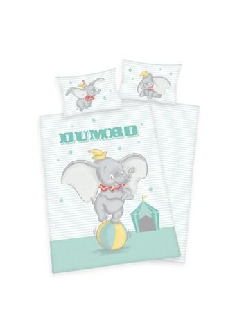 Herding Babybettwäsche »Dumbo, Baumwoll-Renforcé« kaufen