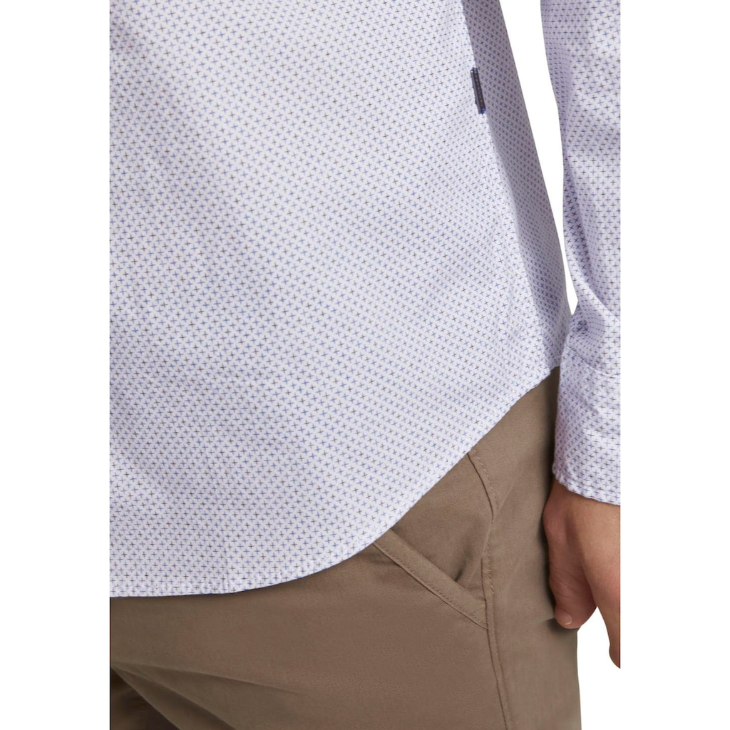 TOM TAILOR Langarmhemd