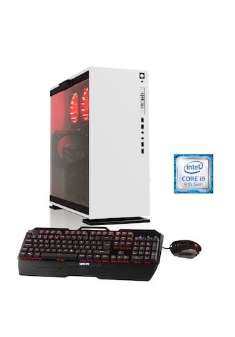 Hyrican Intel i9 - 9900KF, 32GB, SSD + HDD, GeForce RTX 2080 Ti »Elegance 6432 Wasserkühlung« kaufen