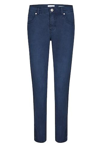 ANGELS Jeans,Skinny Galon' mit strukturiertem Galonstreifen kaufen