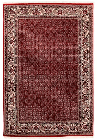 OCI DIE TEPPICHMARKE Orientteppich »Sultan Herati«, rechteckig, 5 mm Höhe,... kaufen