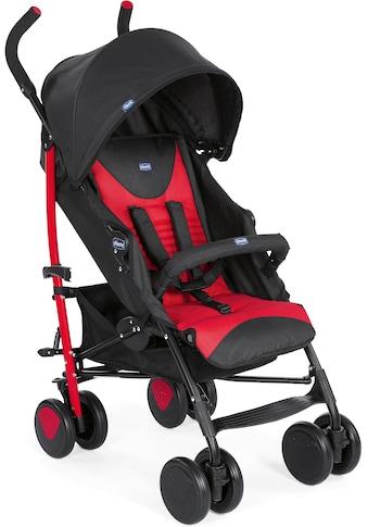Chicco Kinder-Buggy »Echo, Scarlet«, mit Frontbügel; Kinderwagen, Buggy, Sportwagen,... kaufen