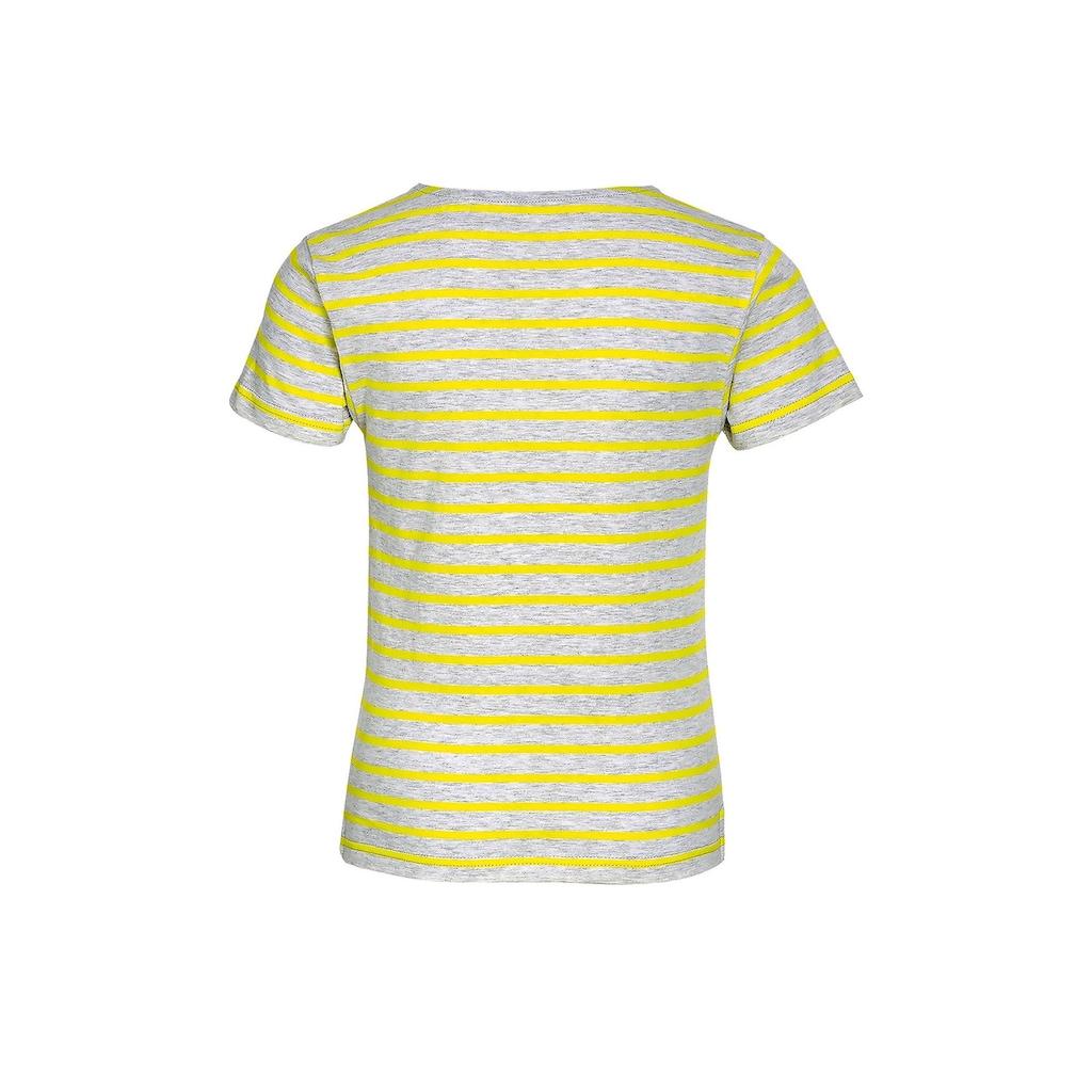 SOLS T-Shirt »Kinder Miles Kurzarm, gestreift«