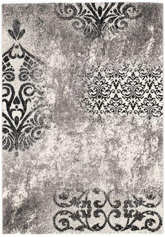OCI DIE TEPPICHMARKE Teppich »Monte Trend«, rechteckig, 20 mm Höhe, Vintage... kaufen