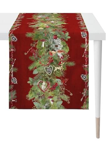 APELT Tischläufer »9529 WINTERWELT«, (1 St.), Digitaldruck kaufen