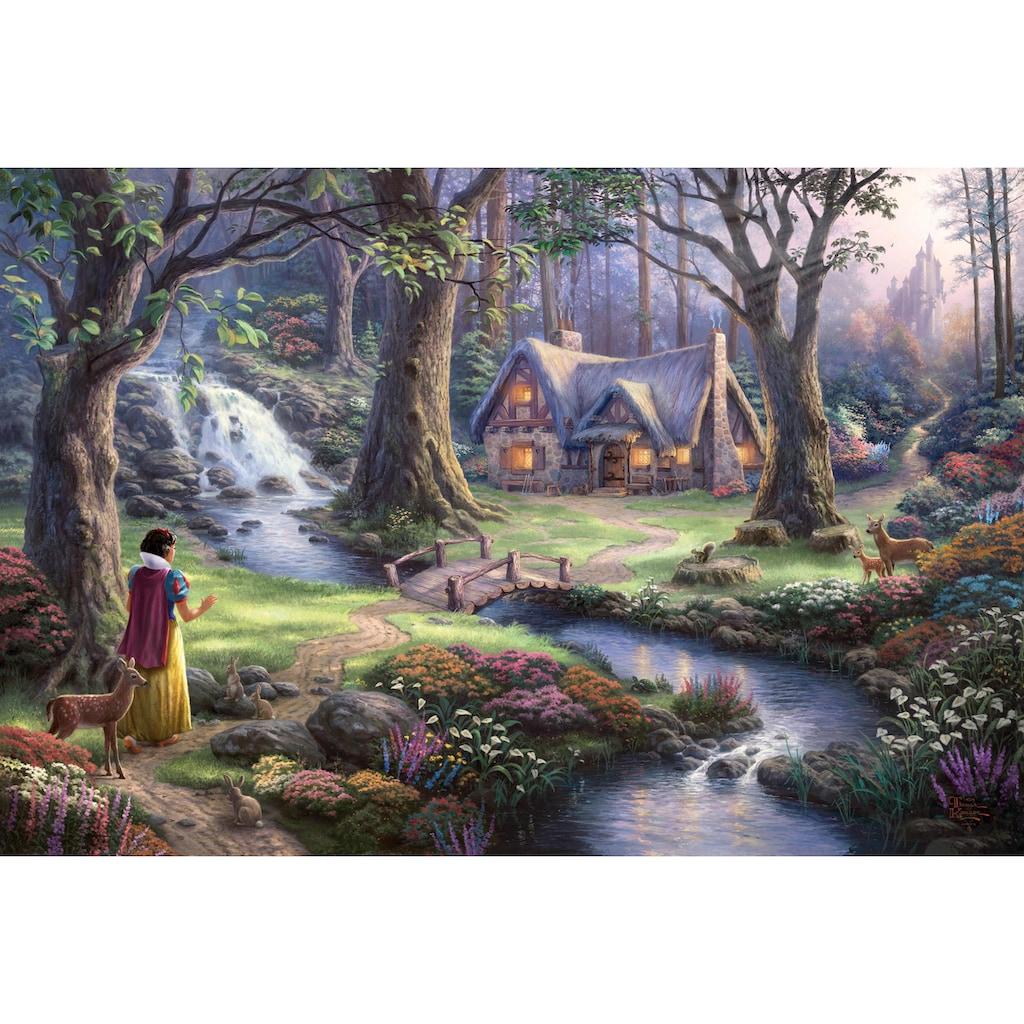 Schmidt Spiele Puzzle »Disney, Schneewittchen«, Made in Germany