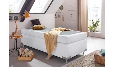 Westfalia Schlafkomfort Boxspringbett »Holland«, ohne Kopfteil, frei im Raum stellbar kaufen
