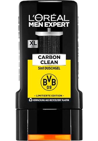 """L'ORÉAL PARIS MEN EXPERT Duschgel """"Carbon Clean 5in1 mit Karbon BVB Edition"""" kaufen"""