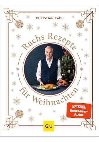 Buch »Rachs Rezepte für Weihnachten / Christian Rach« kaufen