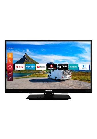 Telefunken LED - Fernseher (22 Zoll, Full HD, Smart TV, 12V) »XF22G501V« kaufen