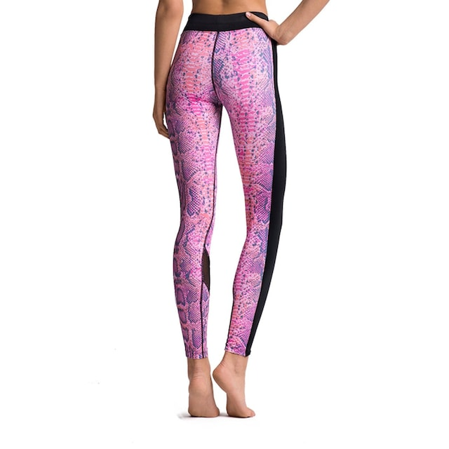 Cardio Bunny Leggins aus atmungs- und thermoaktivem Material »Courtney«