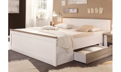 Schlafkontor Bett »Luca«, inklusive Schubkasten kaufen