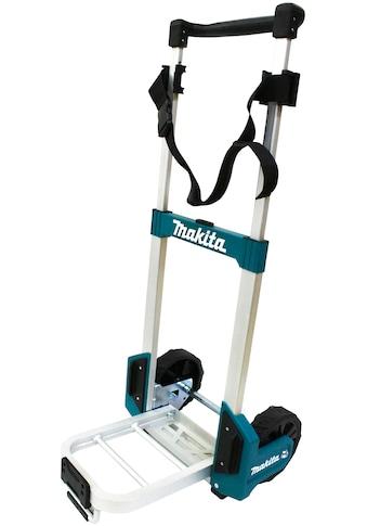 Makita Transportkarren »Werkzeugtrolley TR00000001«, 57x50x112 cm, faltbar kaufen