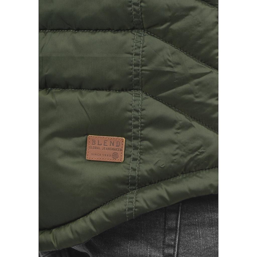 Blend Steppjacke »Cemalo«, Jacke mit verlängerter Rückenpartie