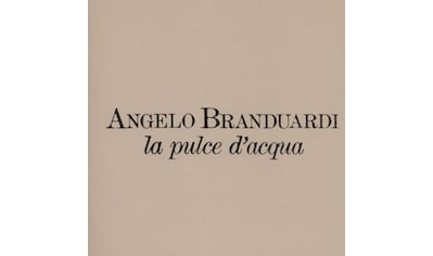 Musik-CD »La Pulce D'Aqua / Branduardi,Angelo« kaufen