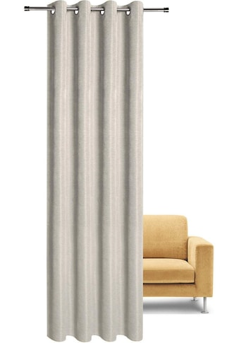 Gerster Vorhang »Malik«, HxB: 235x140, Ösenschal aus Dekostoff kaufen
