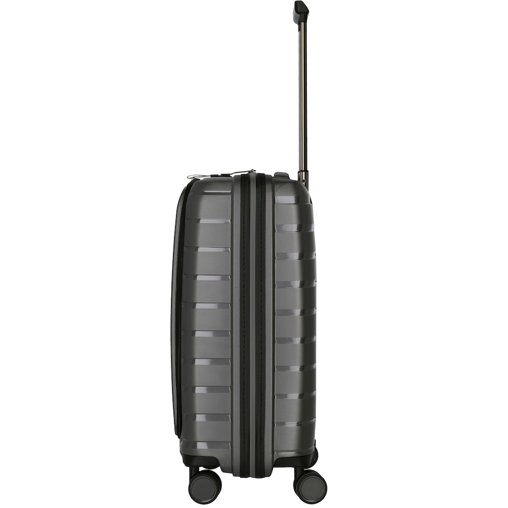 travelite Business-Trolley »Air Base mit Vortasche, 55 cm«, 4 Rollen