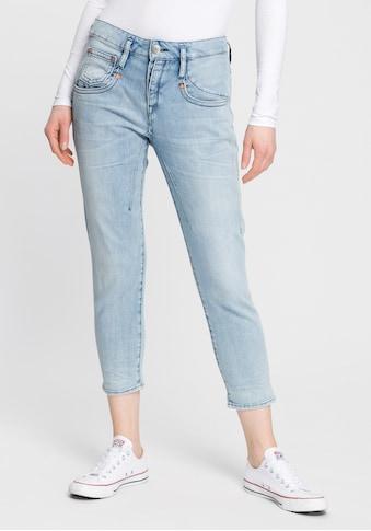 Herrlicher 7/8-Jeans »SHYRA CROPPED«, im Boyfriend Style kaufen
