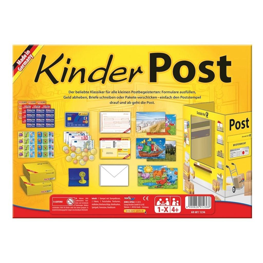 Noris Spiel »Kinderpost«, Made in Germany