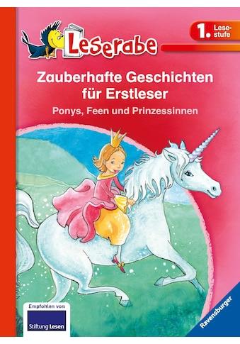 Buch »Zauberhafte Geschichten für Erstleser. Ponys, Feen und Prinzessinnen / Cornelia... kaufen
